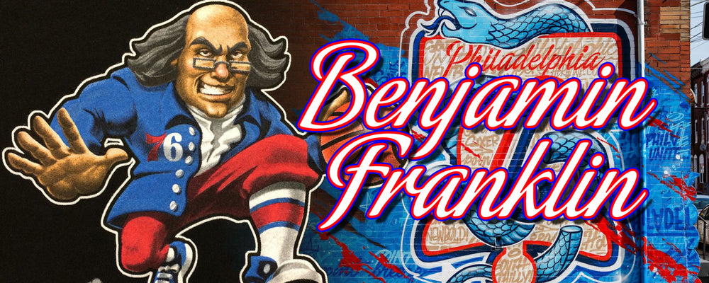Shop all Benjamin Franklin clothing