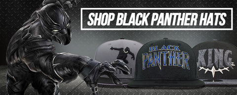 shop the latest black panther movie inspired gear on our online store right  now. Foot Clan  Black Panther  Marvel  Movie Inspired Distressed Dad Hat 99058b6caffc
