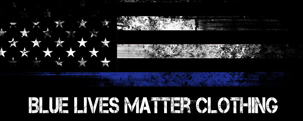 Shop all Blue Lives Matter Clothing