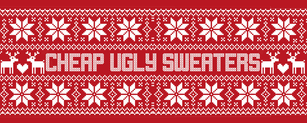Shop all cheap ugly christmas sweaters