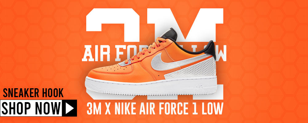 3M x Air Force 1 Low Clothing to match Sneakers | Clothing to match 3M x Nike Air Force 1 Low Shoes