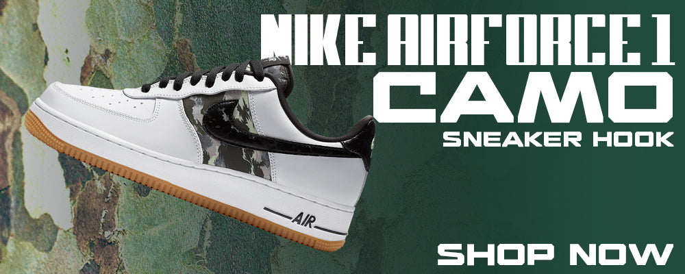 Air Force 1 Low Camo Clothing to match Sneakers | Clothing to match Nike Air Force 1 Low Camo Shoes