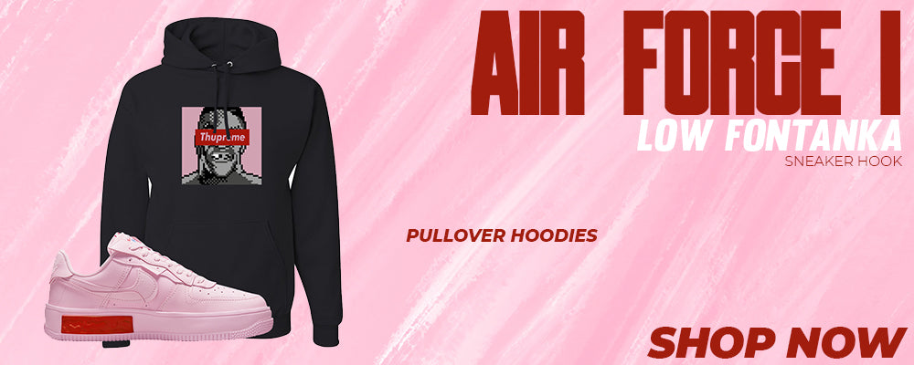 Air Force 1 Low Fontanka Pullover Hoodies to match Sneakers   Hoodies to match Nike Air Force 1 Low Fontanka Shoes
