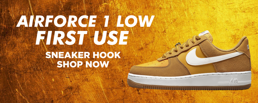 Air Force 1 Low First Use Clothing to match Sneakers | Clothing to match Nike Air Force 1 Low First Use Shoes