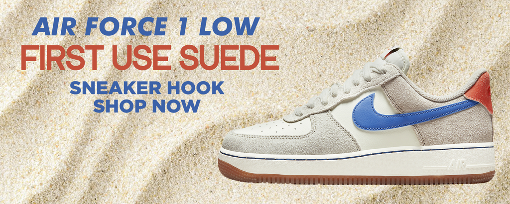 Air Force 1 Low First Use Suede Clothing to match Sneakers   Clothing to match Nike Air Force 1 Low First Use Suede Shoes