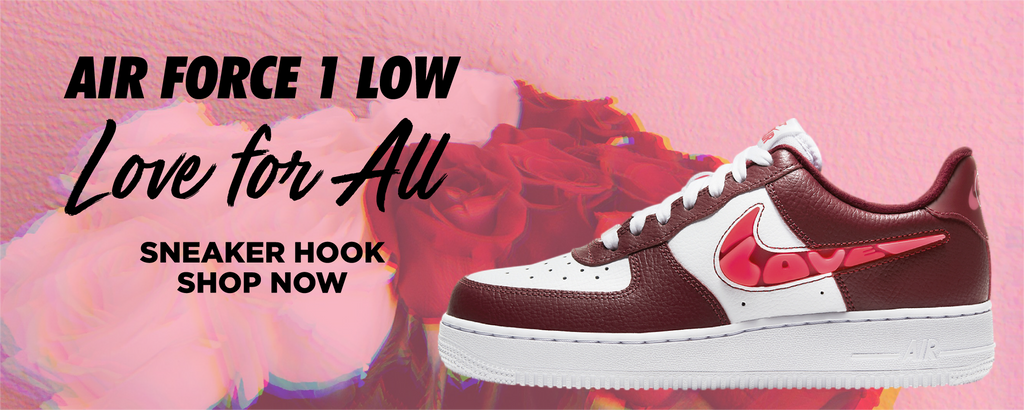 Air Force 1 Low Love For All Clothing to match Sneakers | Clothing to match Nike Air Force 1 Low Love For All Shoes