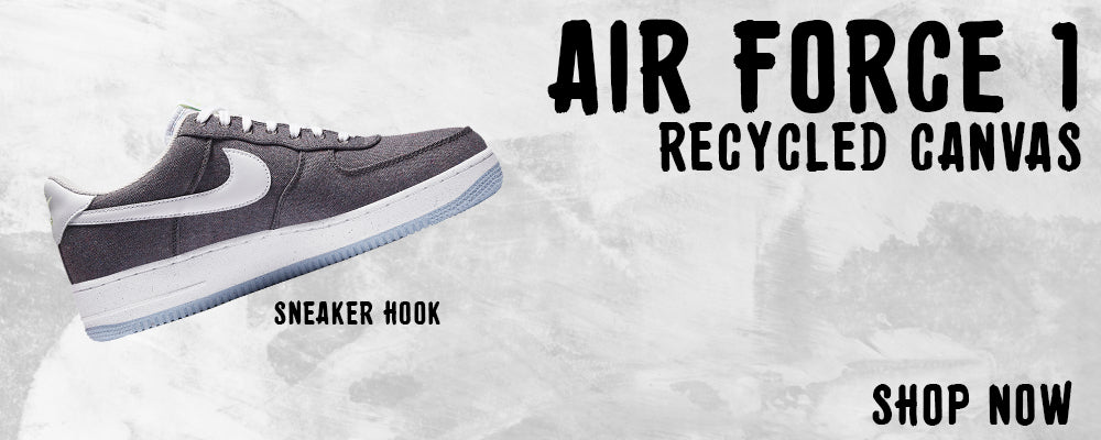 Air Force 1 Low Recycled Canvas Clothing to match Sneakers | Clothing to match Nike Air Force 1 Low Recycled Canvas Shoes