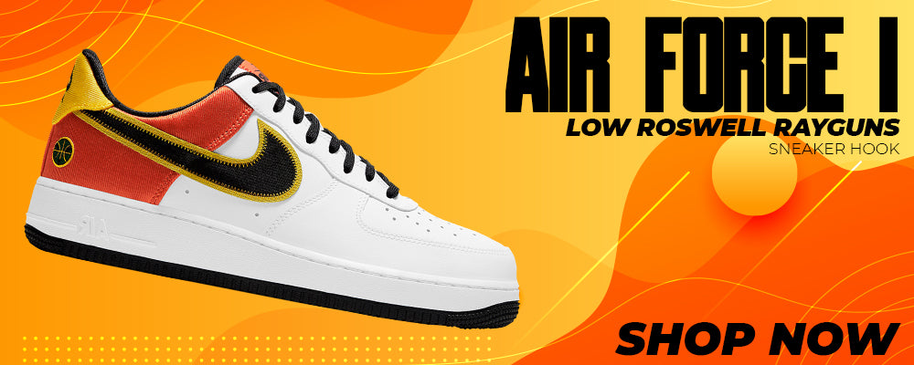 Air Force 1 Low Roswell Rayguns Clothing to match Sneakers | Clothing to match Nike Air Force 1 Low Roswell Rayguns Shoes