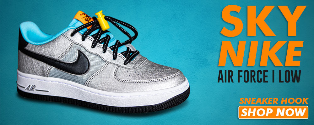 Air Force 1 Low 'Sky Nike' Clothing to match Sneakers | Clothing to match Nike Air Force 1 Low 'Sky Nike' Shoes