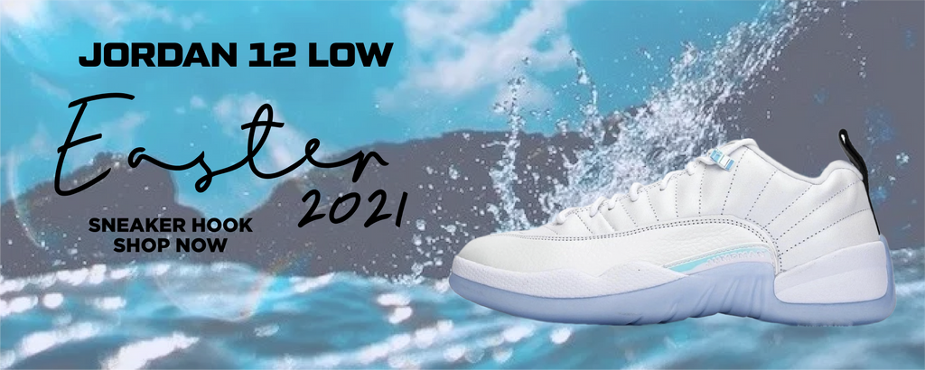 Jordan 12 Low Easter 2021 Clothing to match Sneakers | Clothing to match Air Jordan 12 Low Easter 2021 Shoes