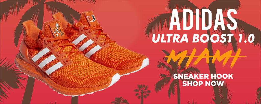 Ultra Boost 1.0 Miami Clothing to match Sneakers | Clothing to match Adidas Ultra Boost 1.0 Miami Shoes