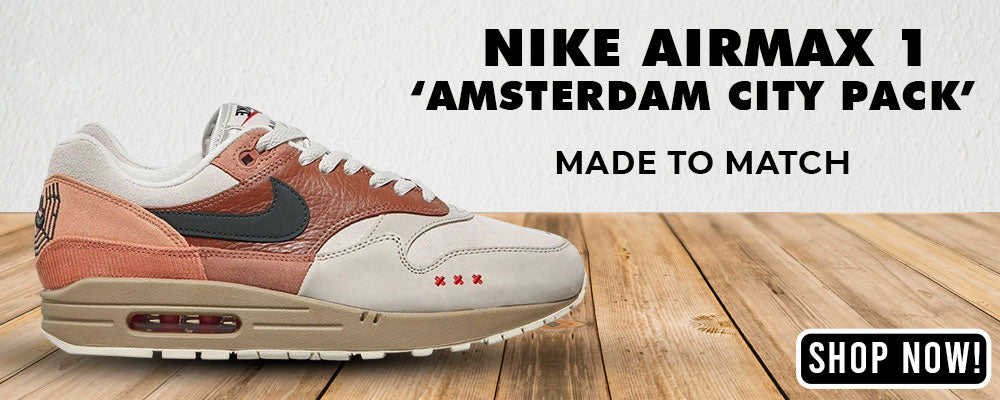 "Max 1 ""Amsterdam City Pack"" Clothing to match Sneakers 