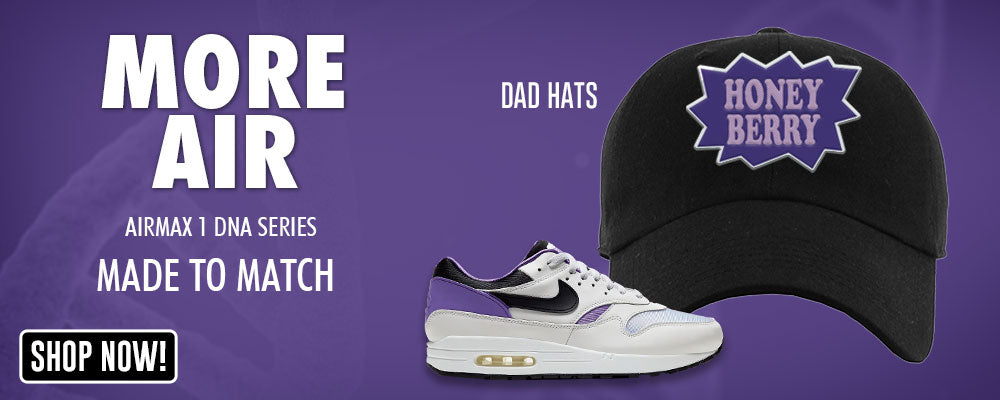 Air Max 1 DNA Series Dad Hats to match Sneakers | Hats to match Nike Air Max 1 DNA Series Shoes
