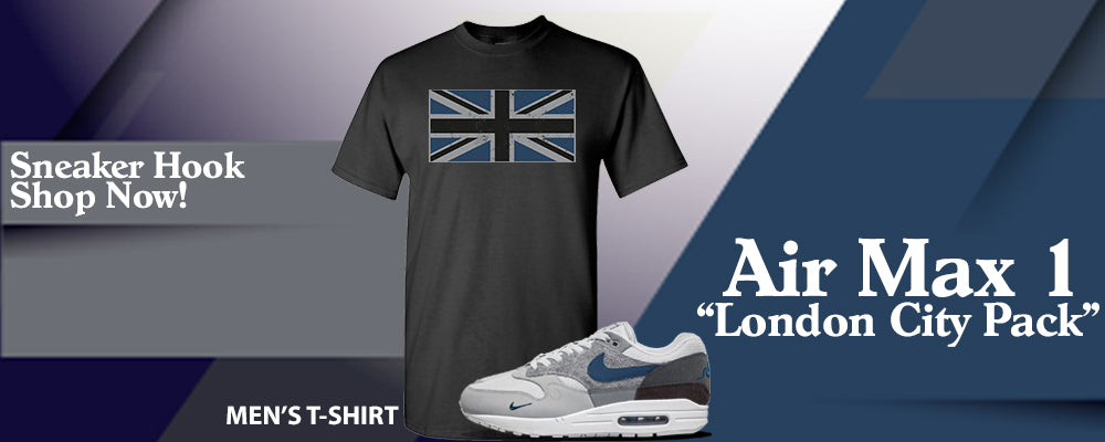 "Max 1 ""London City Pack"" T Shirts to match Sneakers 