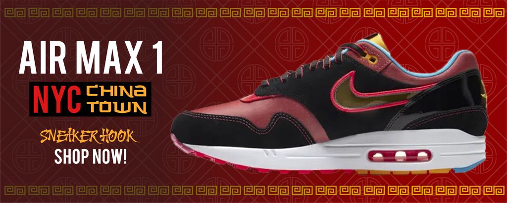 Air Max 1 NYC Chinatown | Clothing To Match Sneakers