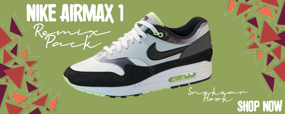 Air Max 1 Remix Pack Pullover Hoodies to match Sneakers   Hoodies ...