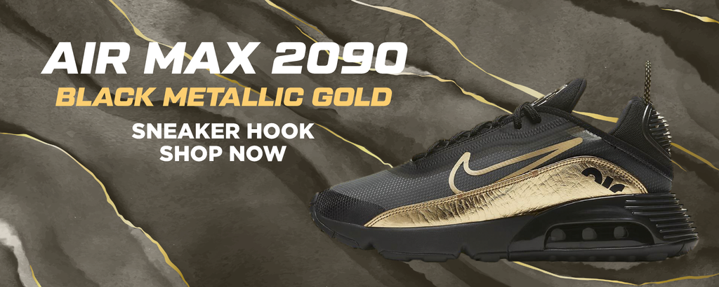 Air Max 2090 Black Metallic Gold Clothing to match Sneakers | Clothing to match Nike Air Max 2090 Black Metallic Gold Shoes