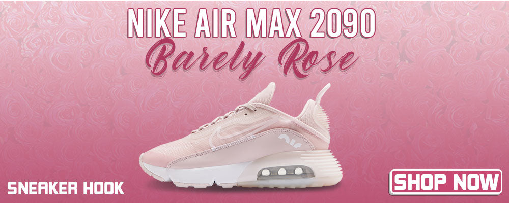 Air Max 2090 'Barely Rose' Clothing to match Sneakers | Clothing to match Nike Air Max 2090 'Barely Rose' Shoes