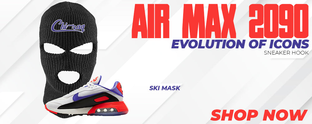 Air Max 2090 Evolution Of Icons Ski Masks to match Sneakers | Winter Masks to match Nike Air Max 2090 Evolution Of Icons Shoes