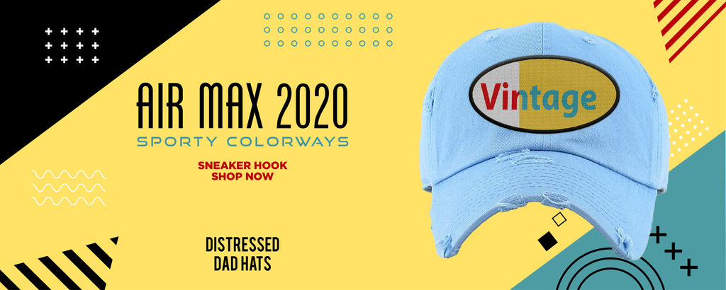 Air Max 2090 Sporty Colorways Distressed Dad Hats to match Sneakers | Hats to match Nike Air Max 2090 Sporty Colorways Shoes