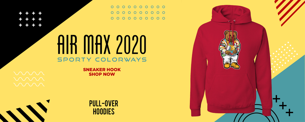 Air Max 2090 Sporty Colorways Pullover Hoodies to match Sneakers | Hoodies to match Nike Air Max 2090 Sporty Colorways Shoes