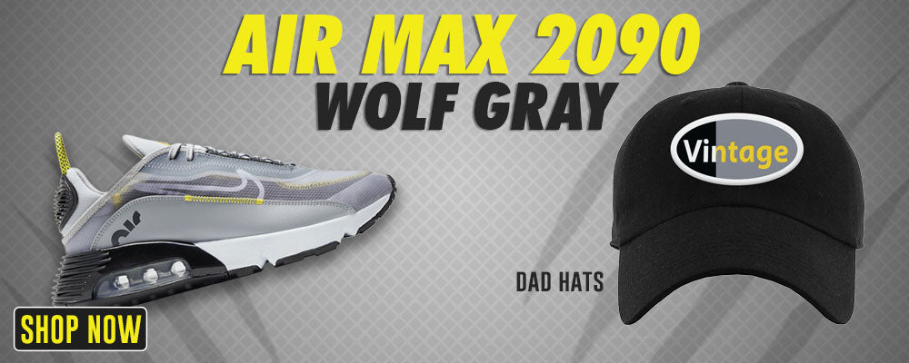 Air Max 2090 Wolf Grey Dad Hats to match Sneakers   Hats to match Nike Air Max 2090 Wolf Grey Shoes