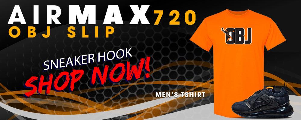 Air Max 720 OBJ Slip sneakers T Shirts to match Sneakers | Tees to match Nike Air Max 720 OBJ Slip Shoes