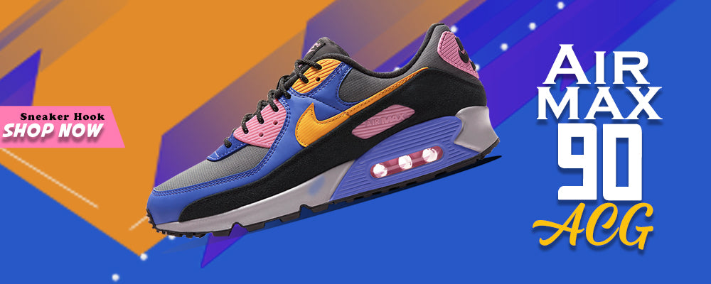 Air Max 90 ACG Clothing to match Sneakers | Clothing to match Nike Air Max 90 ACG Shoes