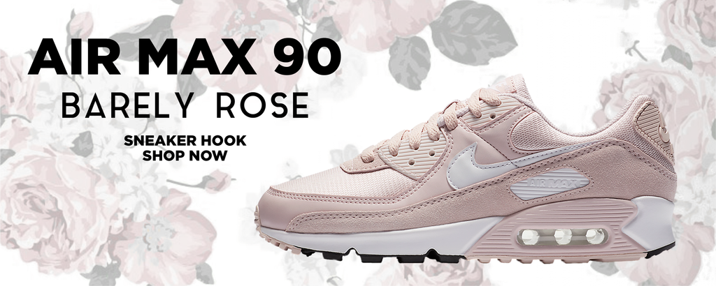 Air Max 90 'Barely Rose' Clothing to match Sneakers   Clothing to match Nike Air Max 90 'Barely Rose' Shoes