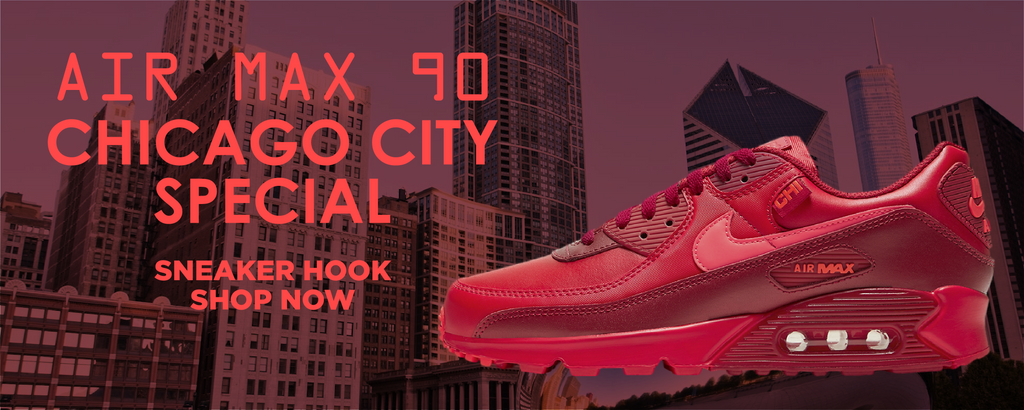 Air Max 90 Chicago City Special Clothing to match Sneakers | Clothing to match Nike Air Max 90 Chicago City Special Shoes