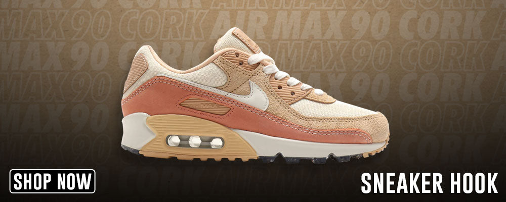 Air Max 90 Cork Clothing to match Sneakers | Clothing to match Nike Air Max 90 Cork Shoes