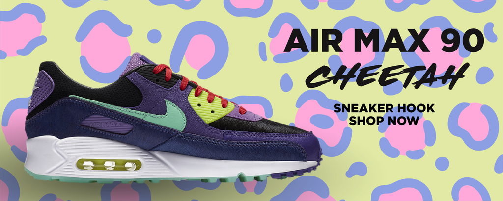Air Max 90 Cheetah Clothing to match Sneakers | Clothing to match Nike Air Max 90 Cheetah Shoes