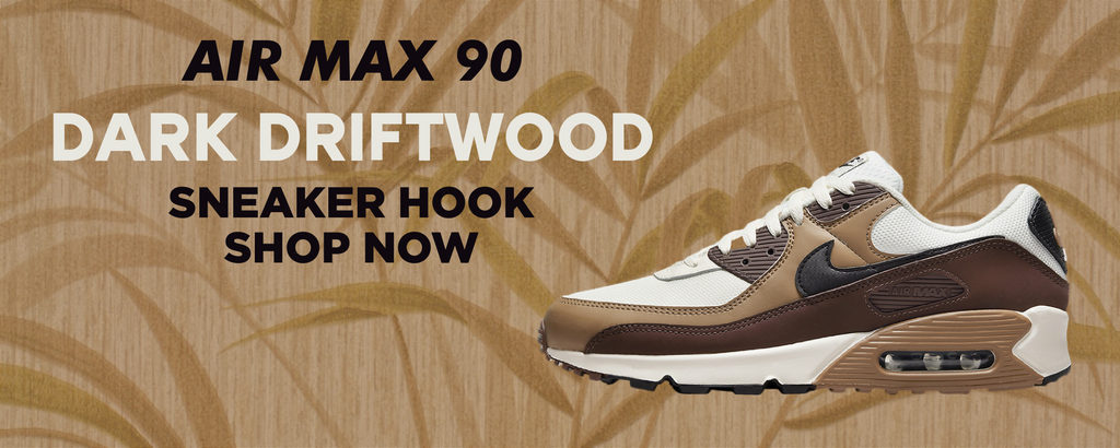 Air Max 90 Dark Driftwood Clothing to match Sneakers | Clothing to match Nike Air Max 90 Dark Driftwood Shoes
