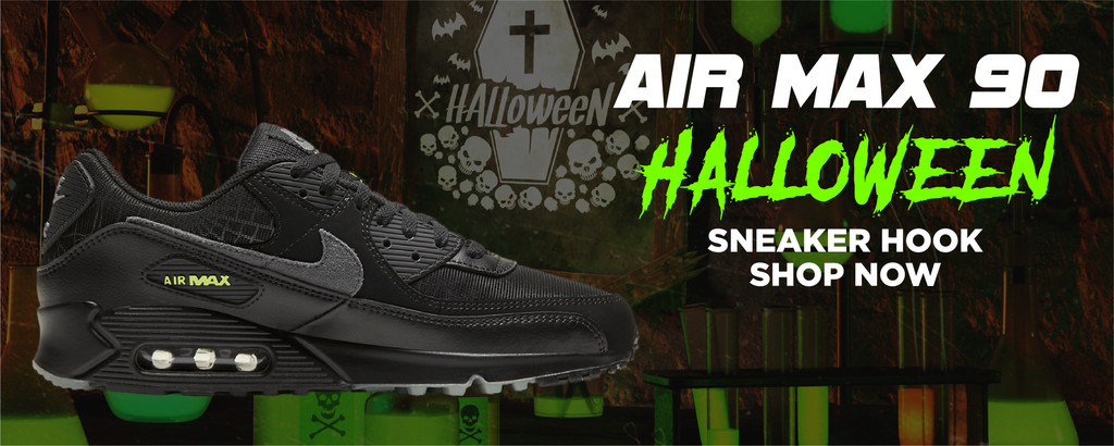 Air Max 90 Halloween Clothing to match Sneakers | Clothing to match Nike Air Max 90 Halloween Shoes