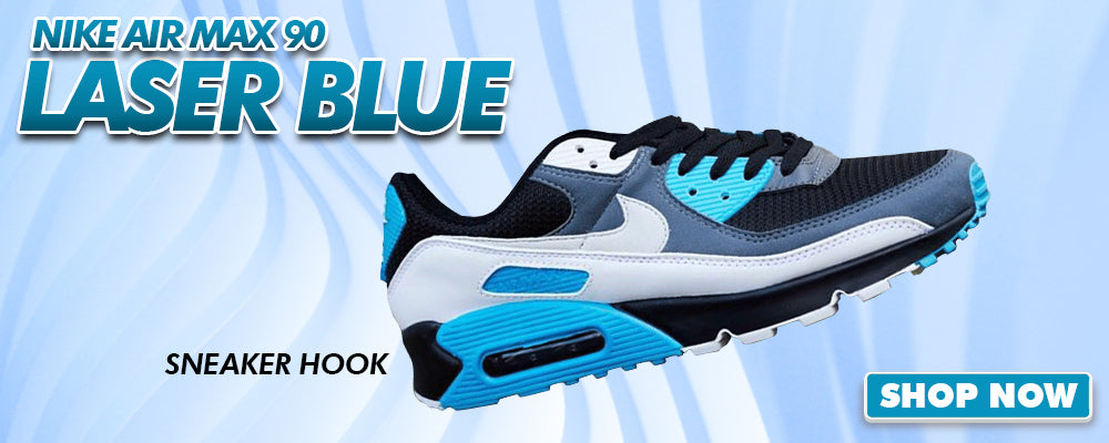 Air Max 90 Laser Blue Clothing to match Sneakers | Clothing to match Nike Air Max 90 Laser Blue Shoes