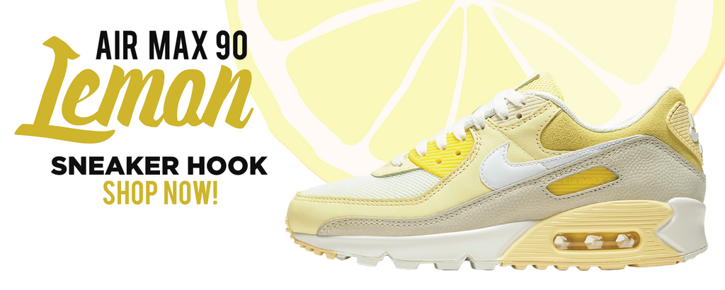Air Max 90 Lemon Clothing to match Sneakers | Clothing to match NikeAir Max 90 Lemon Shoes