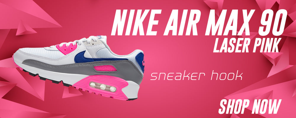 Air Max 90 Laser Pink Clothing to match Sneakers | Clothing to match Nike Air Max 90 Laser Pink Shoes