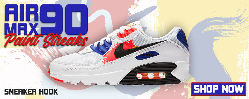 Air Max 90 Paint Streaks Clothing to match Sneakers | Clothing to match Nike Air Max 90 Paint Streaks Shoes