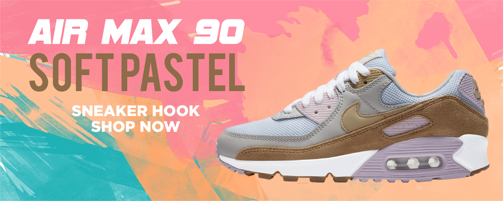 Air Max 90 Soft Pastel Clothing to match Sneakers | Clothing to match Nike Air Max 90 Soft Pastel Shoes