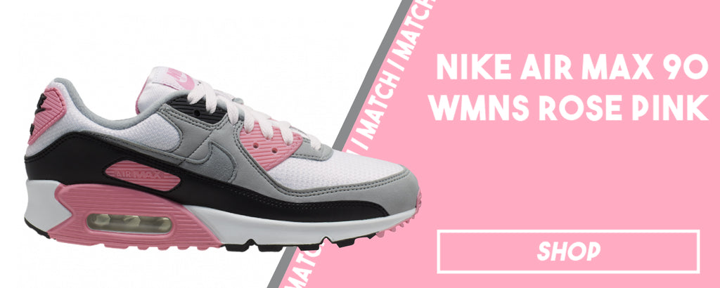 Air Max 90 WMNS Rose Pink | Clothing To Match Sneakers