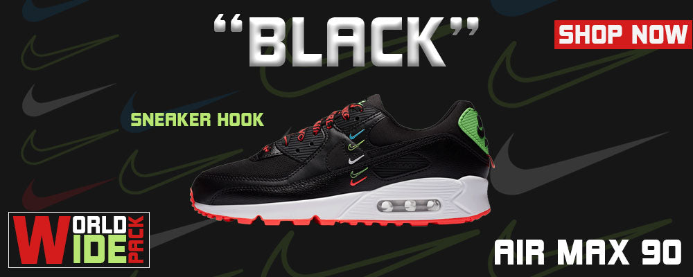 Air Max 90 Worldwide Pack 'Black' Clothing to match Sneakers | Clothing to match Nike Air Max 90 Worldwide Pack 'Black' Shoes