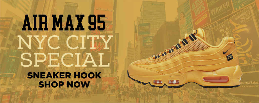 Air Max 95 NYC City Special Clothing to match Sneakers   Clothing to match Nike Air Max 95 NYC City Special Shoes
