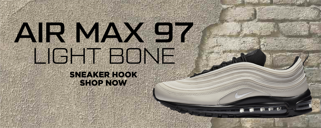 Air Max 97 Light Bone Clothing to match Sneakers   Clothing to match Nike Air Max 97 Light Bone Shoes