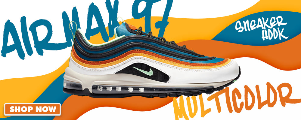 Air Max 97 Multi-Color Clothing to match Sneakers | Clothing to match Nike Air Max 97 Multi-Color Shoes