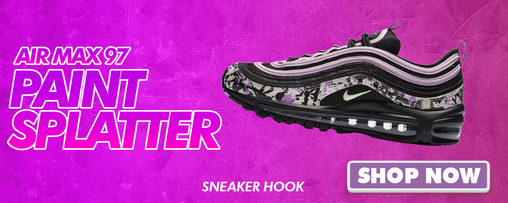 Air Max 97 Paint Splatter Clothing to match Sneakers | Clothing to match Nike Air Max 97 Paint Splatter Shoes