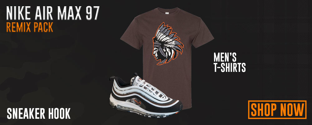Air Max 97 Remix Pack T Shirts to match Sneakers | Tees to match Nike Air Max 97 Remix Pack Shoes