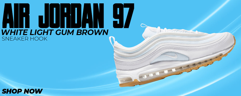 Air Max 97 White Light Gum Brown  Clothing to match Sneakers | Clothing to match Nike Air Max 97 White Light Gum Brown  Shoes