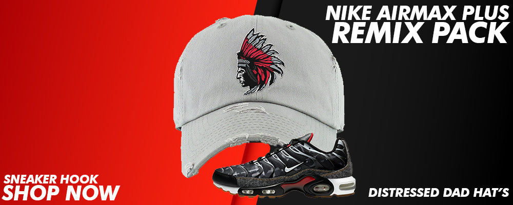 Air Max Plus Remix Pack Distressed Dad Hats to match Sneakers | Hats to match Nike Air Max Plus Remix Pack Shoes
