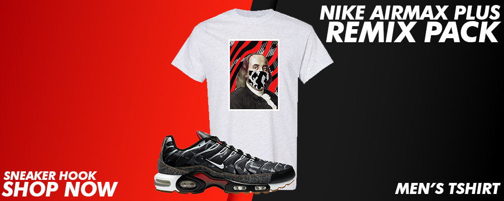Air Max Plus Remix Pack T Shirts to match Sneakers | Tees to match Nike Air Max Plus Remix Pack Shoes