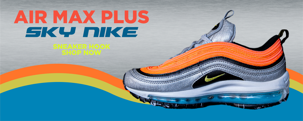 """Air Max Plus """"Sky Nike"""" Clothing to match Sneakers 